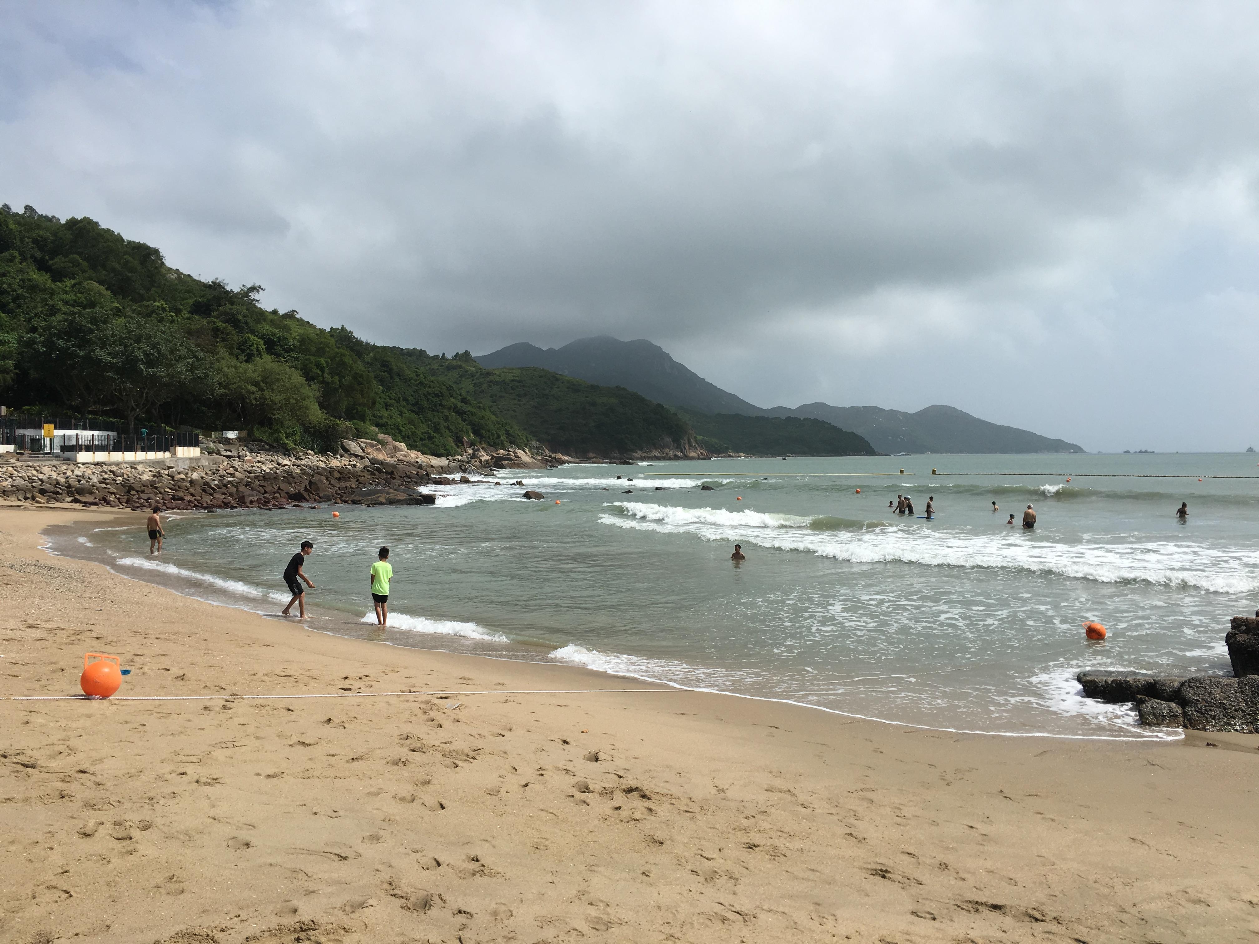 南丫岛海滩